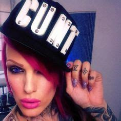 tattooed cunt 1000 images about jeffree on jeffree