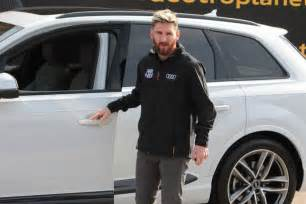 messi new car revealed how cristiano ronaldo and lionel messi