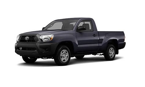 toyota ta single cab for sale toyota tacoma base 4x2 regular cab sales and information
