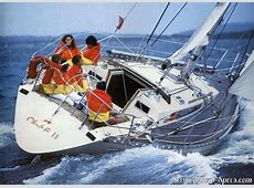 Bénéteau R/C 42 shoal draft sailboat specifications and ... C.42