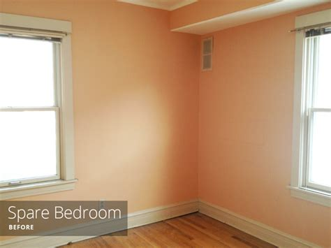peach paint color for bedroom painting the bedrooms peach out rather square