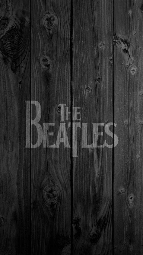 The Beatles Black White Iphone All Hp the beatles iphone 5 wallpaper