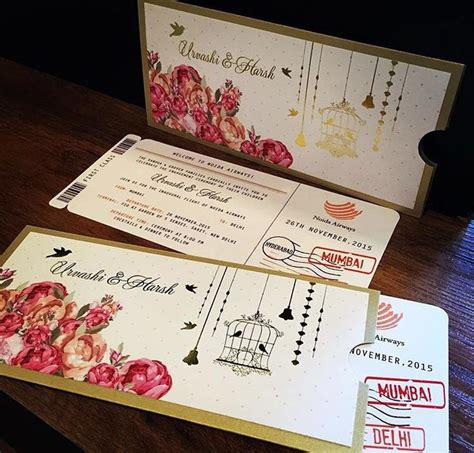 Customized Wedding Cards by Best 25 Indian Wedding Cards Ideas On Indian