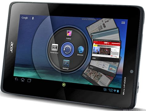 Hp Acer Android Jelly Bean acer iconia tab a110 jelly bean android tablet pc xcitefun net