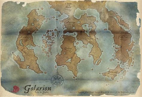 pathfinder golarion map golarion map related