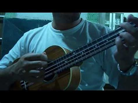ukulele tutorial eddie vedder ukulele art brasil tenor e concerto can t keep