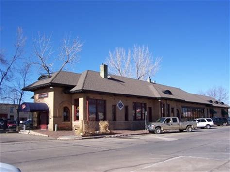 colorado and southern railway depot loveland colorado