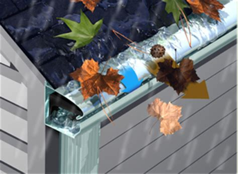 decorating with leaf guards why leafguard clog free seamless one gutters leafguard