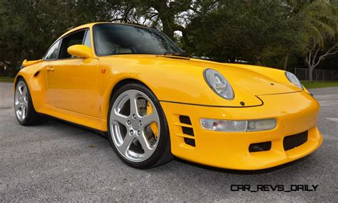 ruf porsche 993 supercar renderings ruf porsche 993 turbo rs