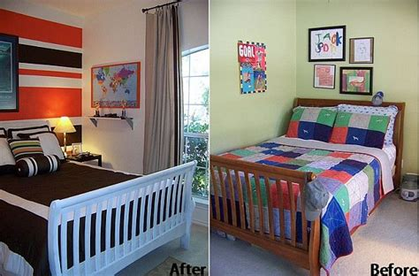 9 year old boy bedroom decorating ideas before and after boy s room transformation