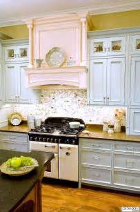 Light Blue Kitchen Cabinets 23 Gorgeous Blue Kitchen Cabinet Ideas