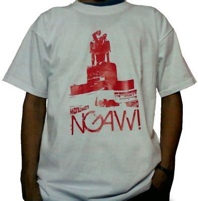 Kaos Tshirt Persebaya monumen suryo t shirt design and