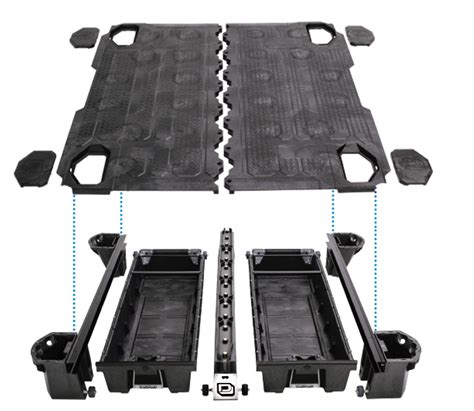 decked truck bed reviews decked truck bed organizer