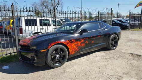 2010 chevrolet camaro ss 2dr coupe w 2ss in houston tx