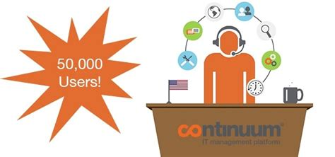 continuum help desk pricing continuum s help desk now supports 50 000 end users