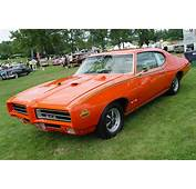 Hod Rod And Muscle Cars 1964  2003 Pontiac GTO History