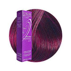 ion hair colors ion color brilliance brights semi permanent hair color