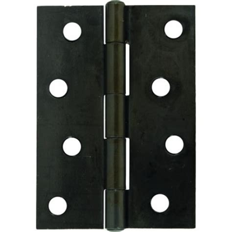 Black Door Knobs And Hinges 33437 33436 black beeswax medium hinge from cheshire