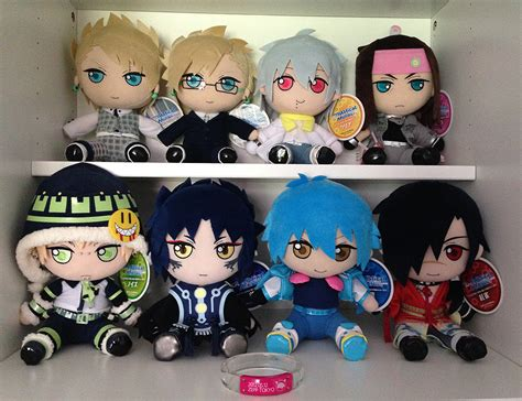 Dmmd Plush Collection ? Pictures   MyFigureCollection.net (Tsuki board.net)