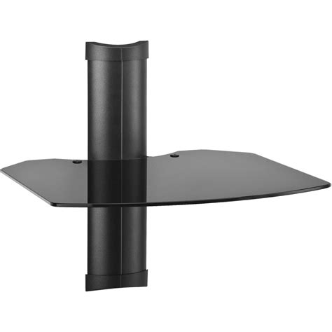 Floating Component Shelf by Kanto Living Floating A V Component Shelf Avs1 B H Photo