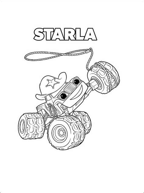 blaze coloring pages pdf blaze and the monster machines coloring pages 7 blaze