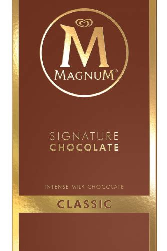 Magnum Signature Chocolate 90gr vegan and vegetarian snacks and drinks