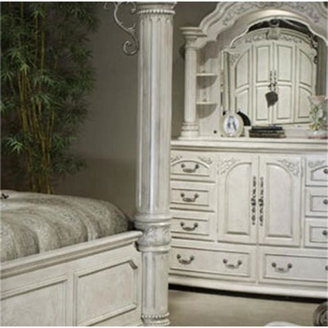 monte carlo bedroom furniture n53050 03 aico furniture monte carlo ii dresser silver pearl