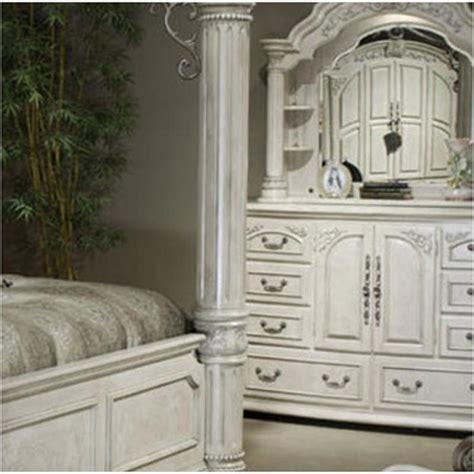 aico furniture monte carlo ii dresser silver pearl