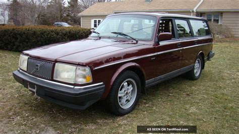 1993 Volvo 240 Wagon Related Infomation Specifications