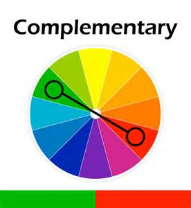 complimentary color working with colors a modern s guide to different