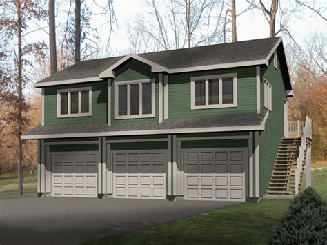 3 Car Garage Apartment Plans | laycie 3 car garage apartment plan 059d 7504 house plans