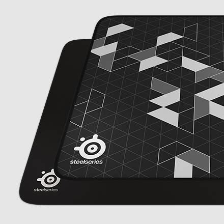 Steelseries Qck Limited Premium Gaming Mousepad 1 steelseries qck limited gaming mouse pad 320mm x 270mm never fray stitching rubber base