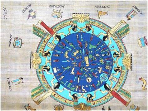 Calendario De Egipto El Calendario Egipcio Y Su Significado