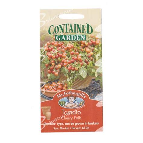 benih tomat principe borghese isi 3 benih benih tomato cherry falls 20 biji mr fothergills