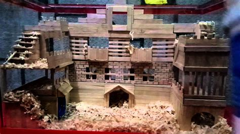 diy house diy hamster house