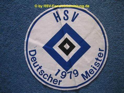 Hsv Aufkleber Rund by R 252 Ckenaufn 228 Her Hsv Fanclubsammlung De