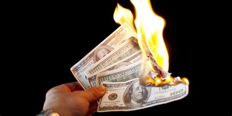 burning money on new year this lost 250 000 nation times