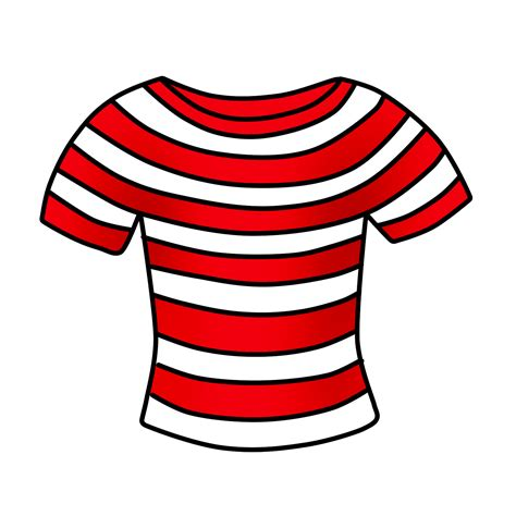 t shirt clip t shirt clipart free striped shirt clip free clipart
