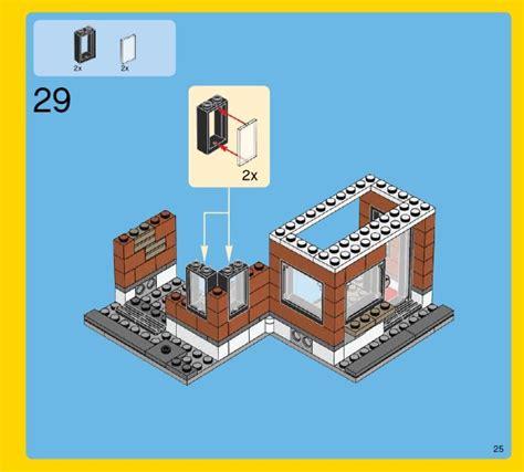 Lego 31050 Creator 3in1 Corner Deli lego corner deli 31050 creator