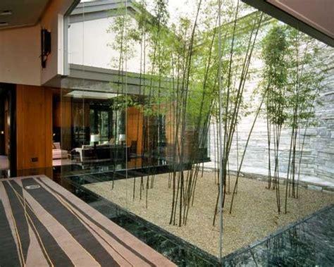 desain rumah naturalis 61 ideen f 252 r bambus im garten als sichtschutz oder deko