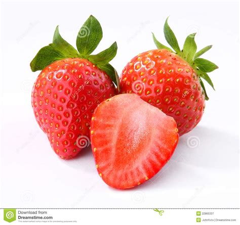 Strawberries Stock Images Image strawberry royalty free stock photography image 22865337