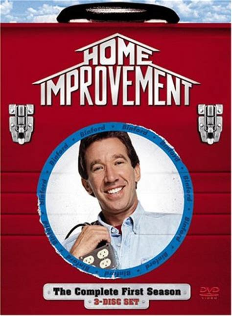 home improvement 1991 starring jonathan