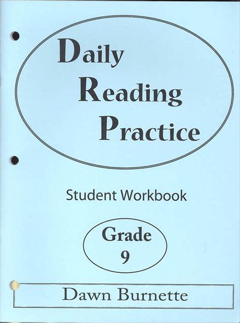reading comprehension test grade 9 pdf reading comprehension workbook grade 9 pdf daily reading