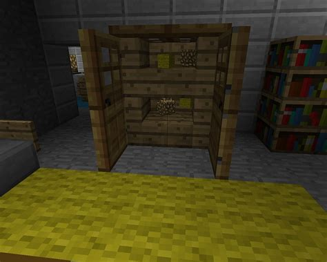 minecraft furniture bedroom minecraft furniture bedroom a minecraft closet design