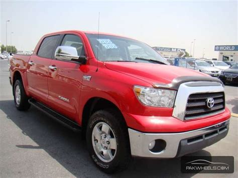Toyota 2009 For Sale Tundra For Sale In Karachi Pakwheels