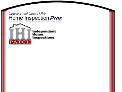 columbus ohio home inspector patch home inspections