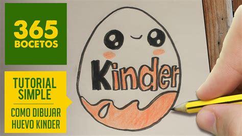 imagenes kawaii nutella como dibujar huevo kinder kawaii paso a paso dibujos