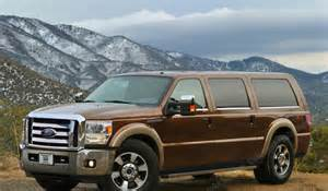 ford excursion 2015