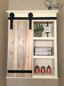 Bathroom Storage Idea space saving diy bathroom storage ideas