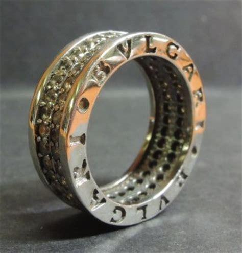 bvlgari mens silver rings wroc awski informator